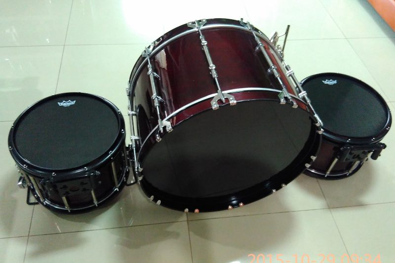 PRODUK MARCHING SNARE HTS