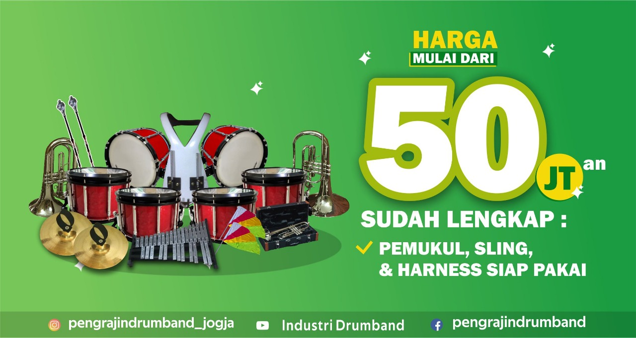 jual marchingband