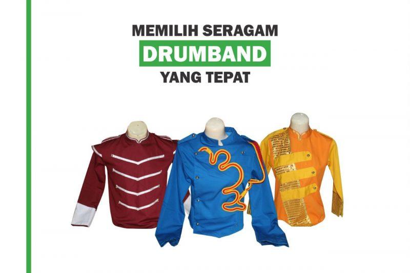 jual seragam drumband 4