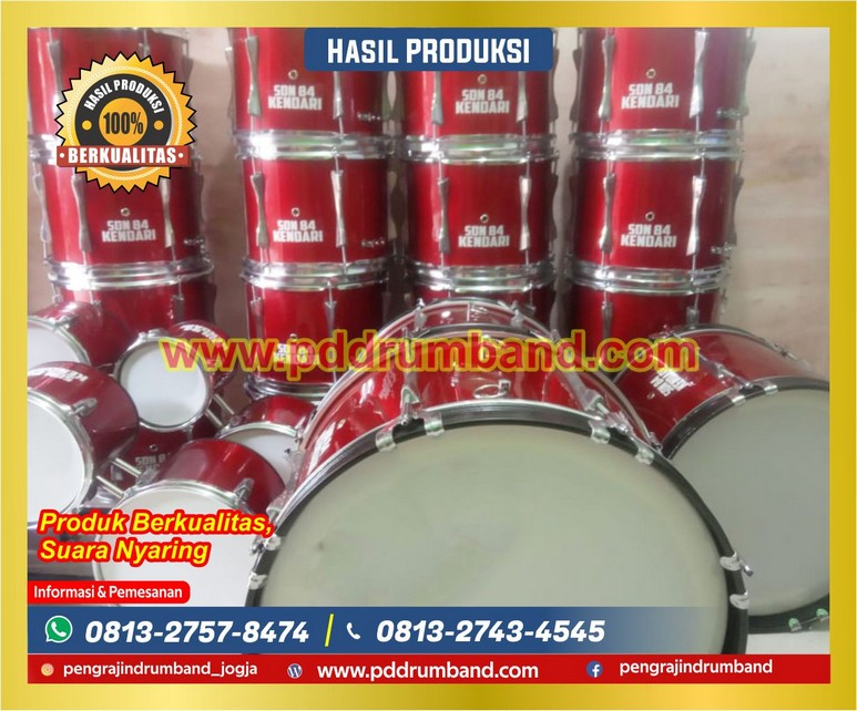 Jual Alat Marching Band  Di Lingga
